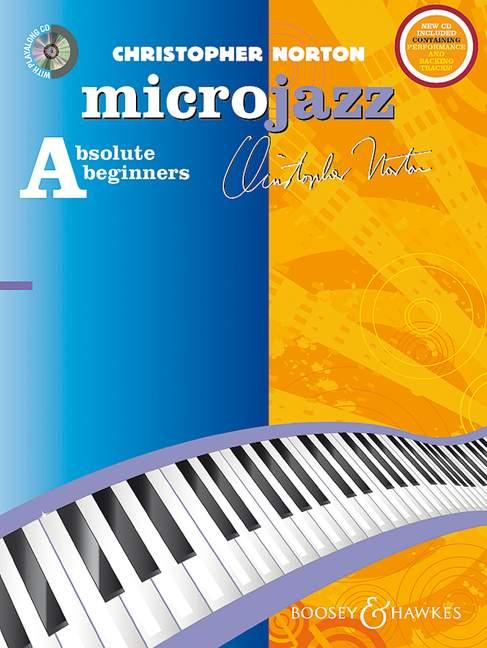 Christopher Norton: Microjazz For Absolute Beginners: Piano: Instrumental Album