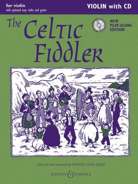 Jones: Celtic Fiddler: Violin: Instrumental Album