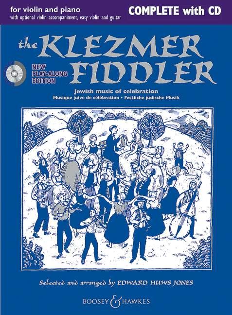The Klezmer Fiddler: Violin: Instrumental Album