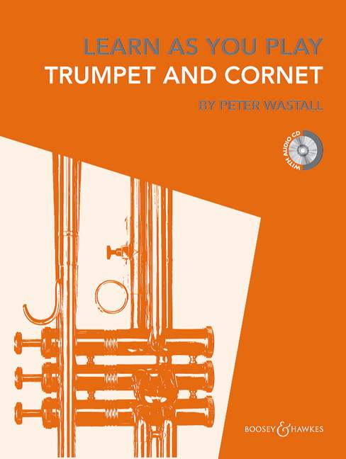 Peter Wastall: Learn As You Play Trumpet: Trumpet: Instrumental Tutor
