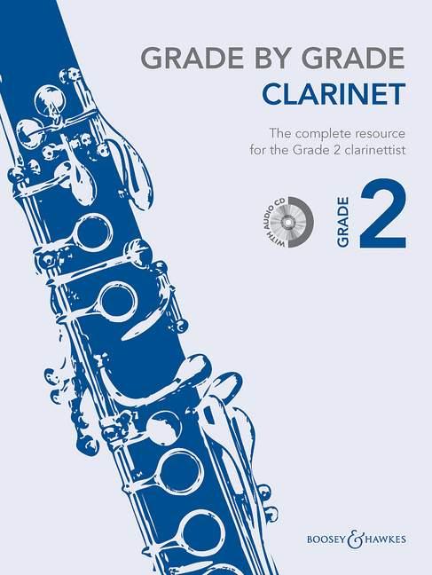 Janet Way: Grade by Grade - Clarinet: Clarinet: Instrumental Tutor