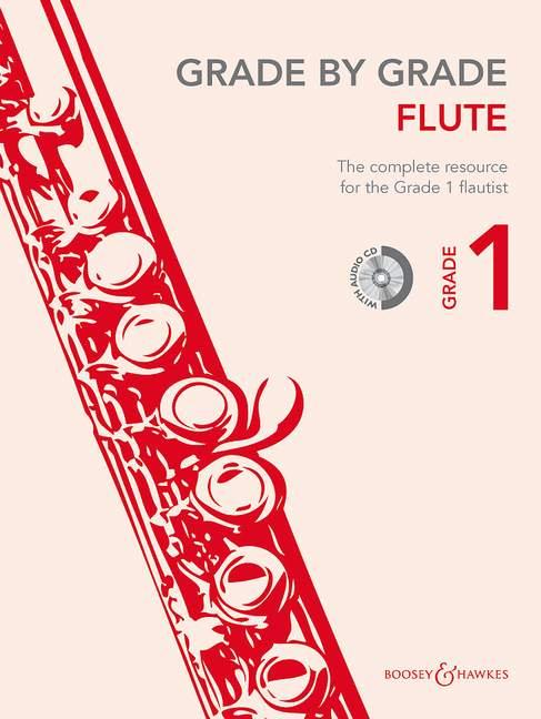 Janet Way: Grade by Grade - Flute: Flute: Instrumental Tutor