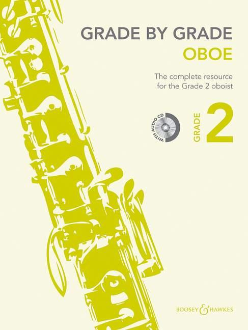 Janet Way: Grade by Grade - Oboe: Oboe: Instrumental Tutor