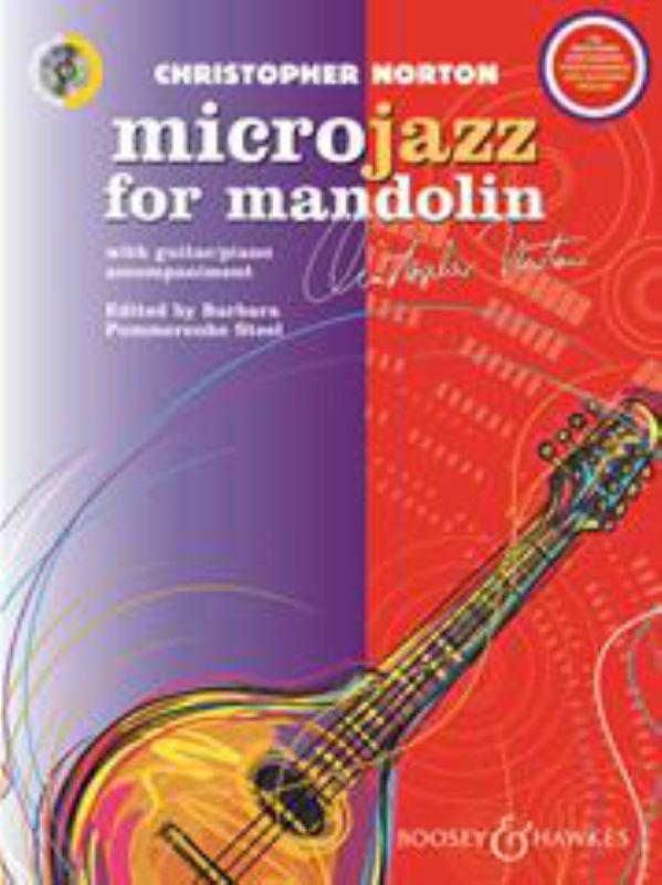 Christopher Norton: Microjazz For Mandolin: Mandolin: Instrumental Album
