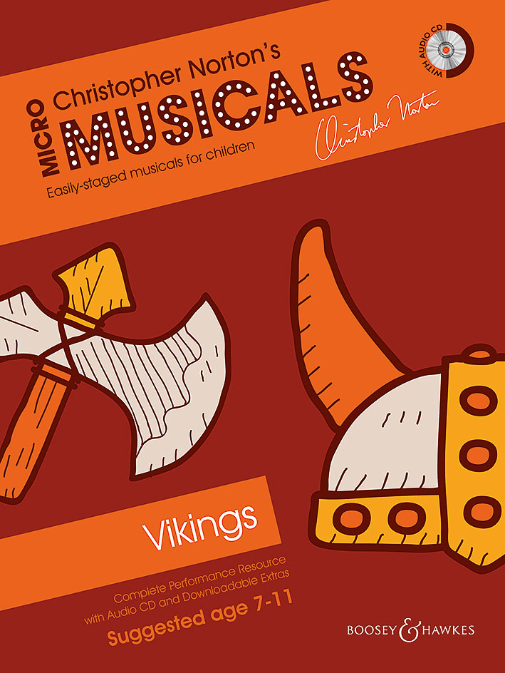Christopher Norton: Micromusicals - The Vikings: Mixed Choir: Classroom Musical