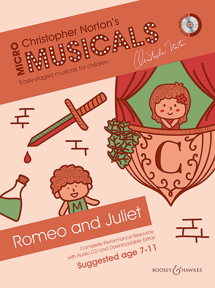 Christopher Norton: Micromusicals - Romeo And Juliet: Mixed Choir: Classroom