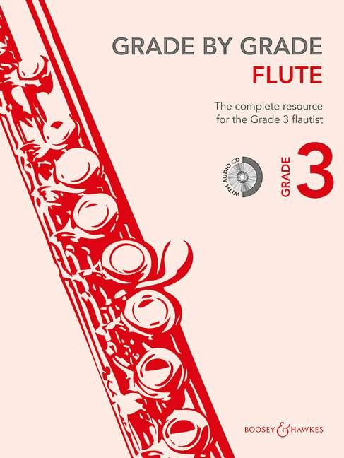 Grade by Grade - Flute: Flute: Instrumental Album