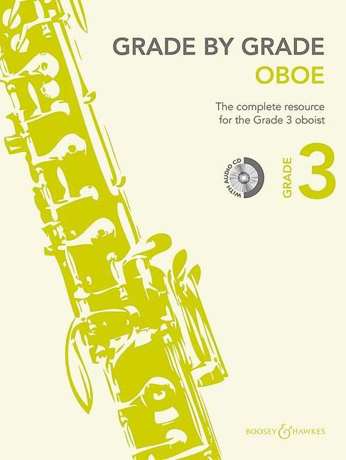 Grade by Grade - Oboe: Oboe: Instrumental Album