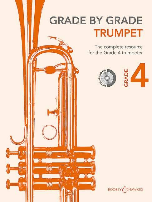 Grade by Grade - Trumpet: Trumpet: Instrumental Album