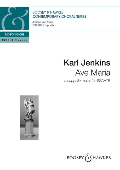 Karl Jenkins: Ave Maria: SATB: Vocal Score