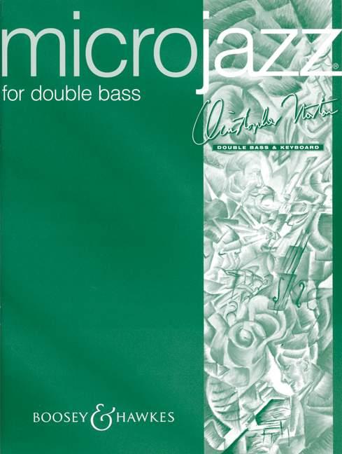 Christopher Norton: Microjazz For Double Bass: Double Bass: Instrumental Album