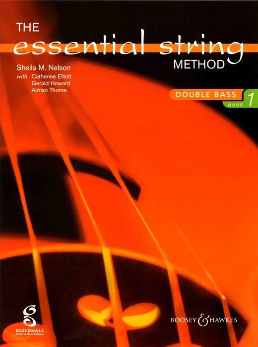Elliot: Essential String Method 1: Double Bass: Instrumental Tutor