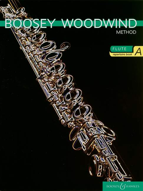 The Boosey Woodwind Method Band A: Flute: Instrumental Album