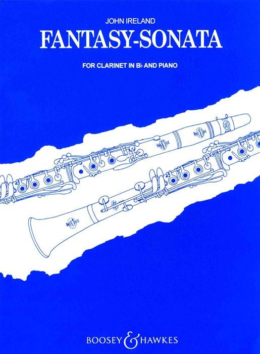 John Ireland: Fantasy-Sonata: Clarinet