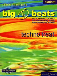 Christopher Norton: Big Beats: Clarinet: Instrumental Album