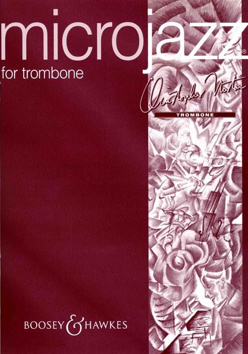 Christopher Norton: Microjazz For Trombone: Trombone: Instrumental Album