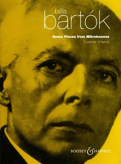 Béla Bartók: Seven Pieces from