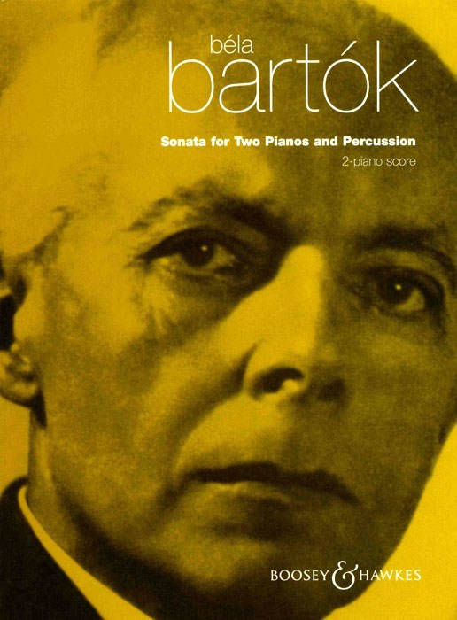 Béla Bartók: Sonate 2 Pianos and Percussion: Piano Duet