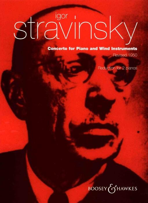 Igor Stravinsky: Concerto: Concert Band