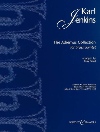 Karl Jenkins: The Adiemus Collection: Brass Ensemble: Score and Parts