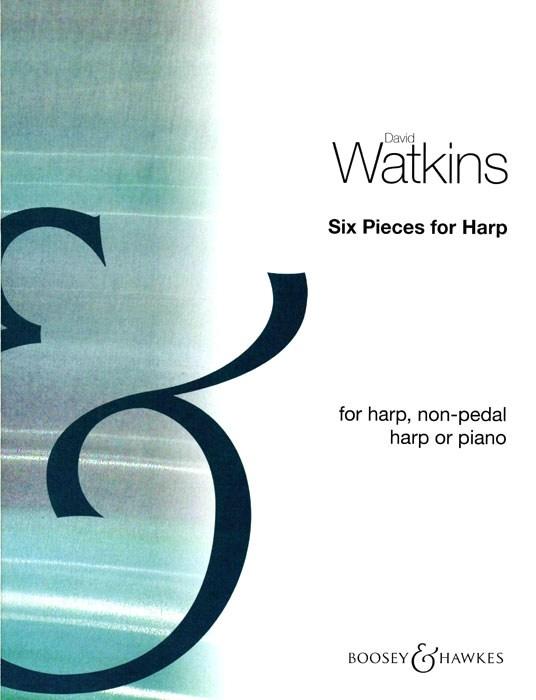 David Watkins: 6 Pieces: Harp: Instrumental Album