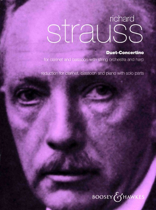 Richard Strauss: Duet Concertino: Ensemble: Instrumental Work