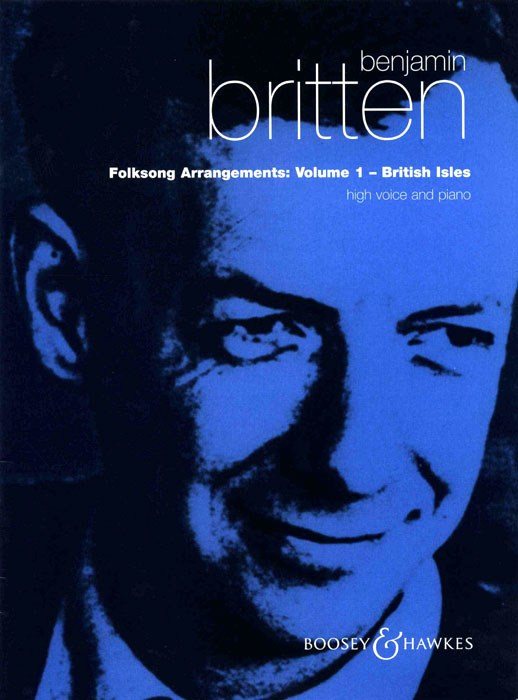 Benjamin Britten: Folksong Arrangements - Volume 1: Voice: Vocal Album