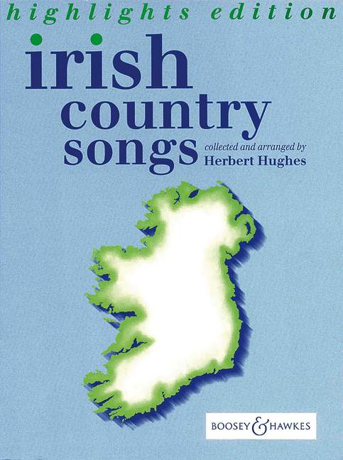 Irish Country Songs: Voice: Mixed Songbook