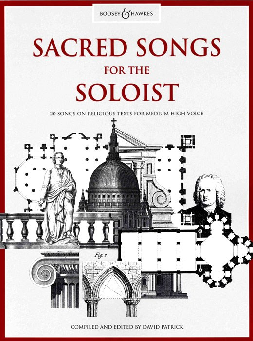 David Patrick: Sacred Songs For The Soloist: High Voice: Vocal Album