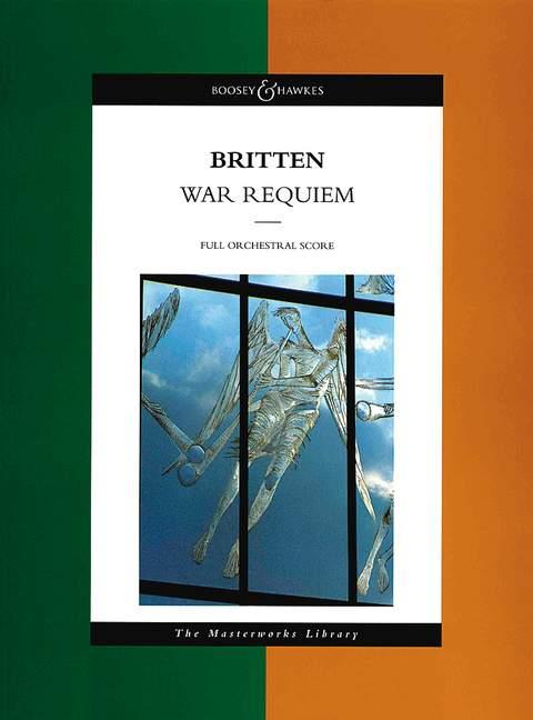 Benjamin Britten: War Requiem Op.66: Study Score