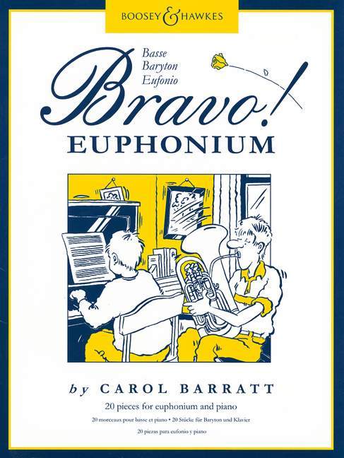 Carol Barratt: Bravo! Euphonium: Euphonium