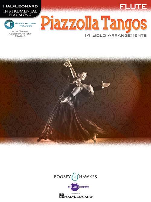 Astor Piazzolla: Piazzolla Tangos: Flute: Instrumental Album