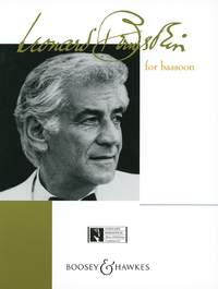 Leonard Bernstein: Bernstein For Bassoon And Piano: Bassoon: Instrumental Album