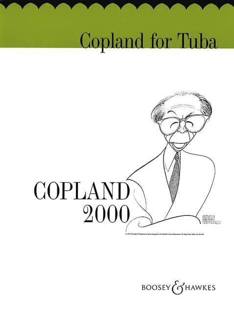 Aaron Copland: Copland for Tuba: Tuba: Artist Songbook