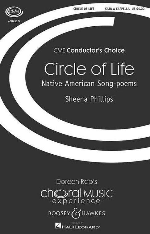 Sheena Phillips: Circle of Life: SATB: Vocal Score