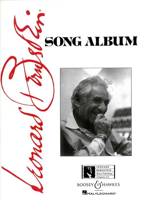 Leonard Bernstein: Song Album: Medium Voice: Vocal Album