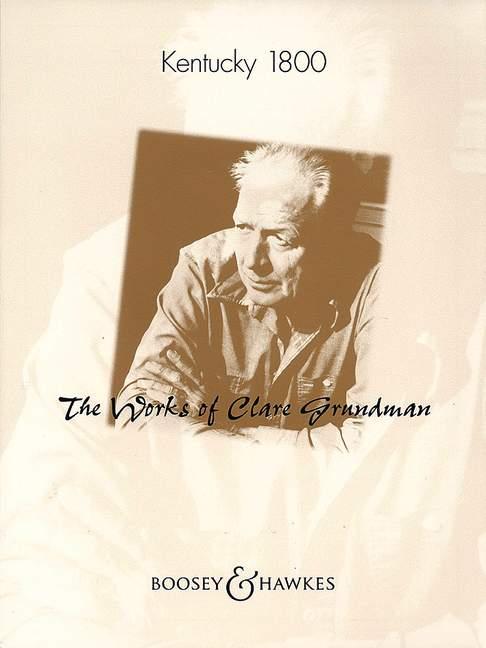 Clare Grundman: Kentucky 1800: Concert Band