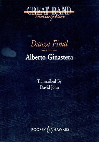 Alberto Ginastera: Danza Final  op. 8: Concert Band