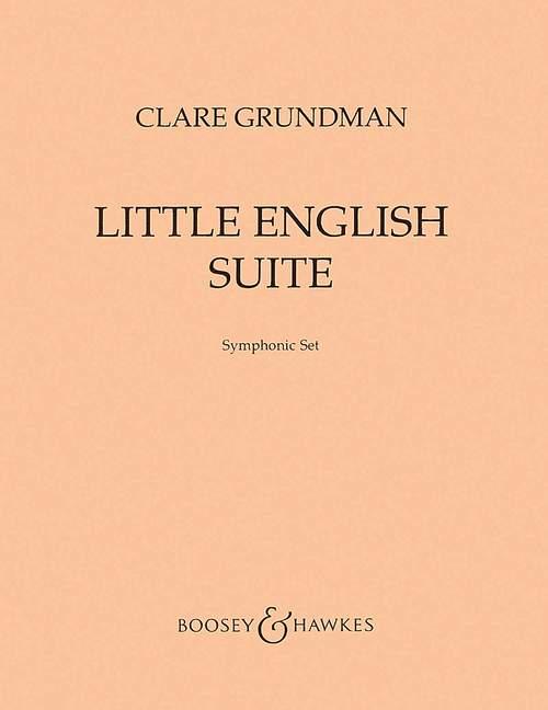 Clare Grundman: Little English Suite: Concert Band