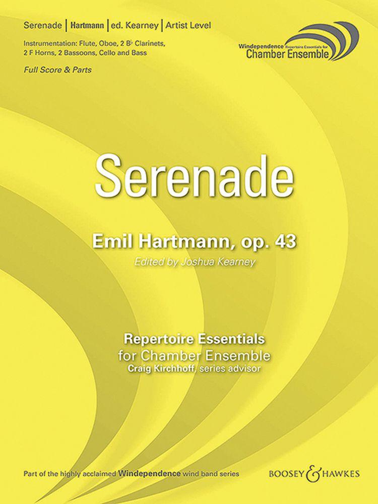 Serenade Op. 43: Ensemble: Score and Parts