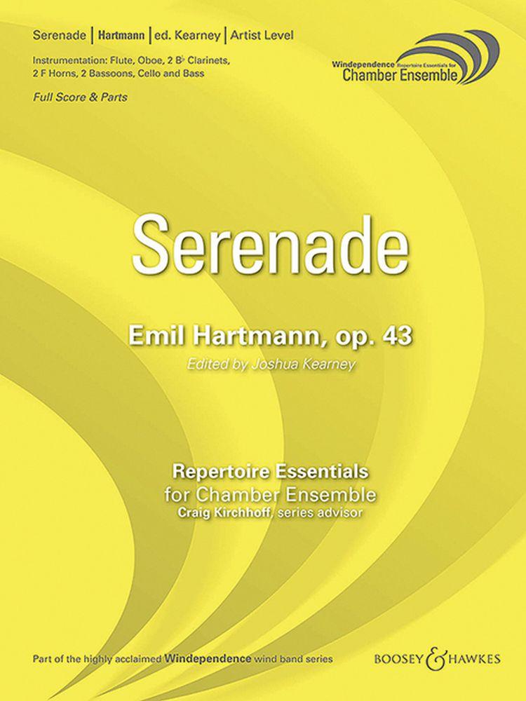 Serenade Op. 43: Ensemble: Score