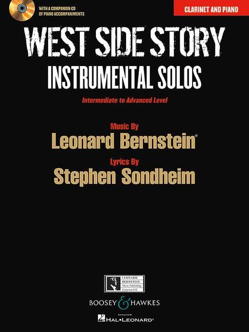 Leonard Bernstein: West Side Story: Clarinet: Instrumental Album