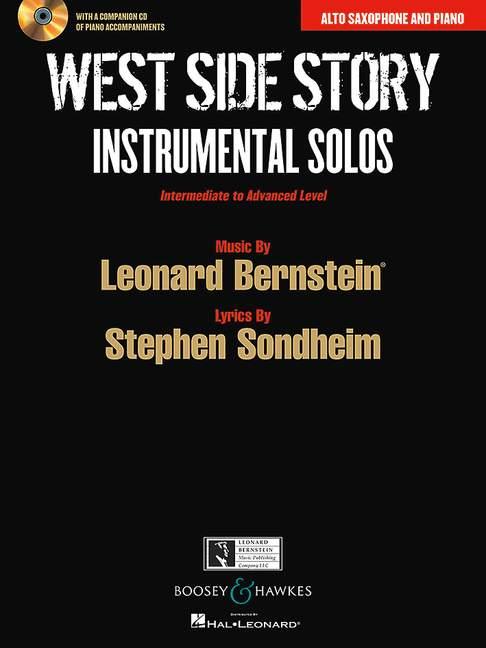 Leonard Bernstein: West Side Story: Alto Saxophone: Instrumental Album