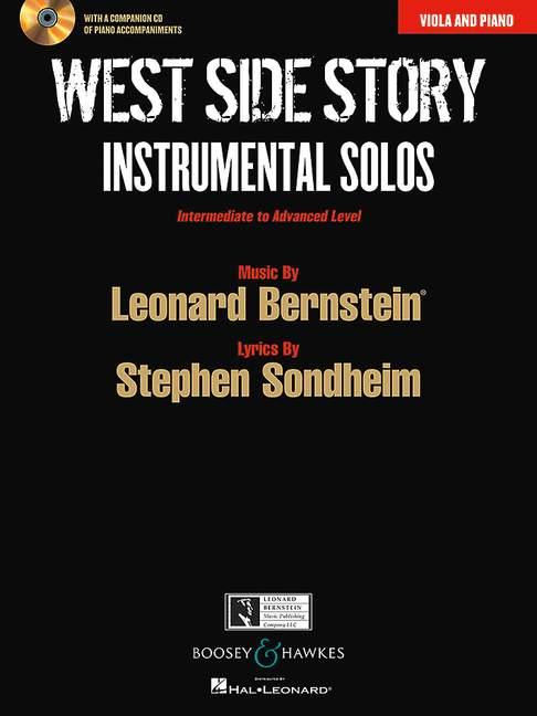 Leonard Bernstein: West Side Story: Viola: Instrumental Album