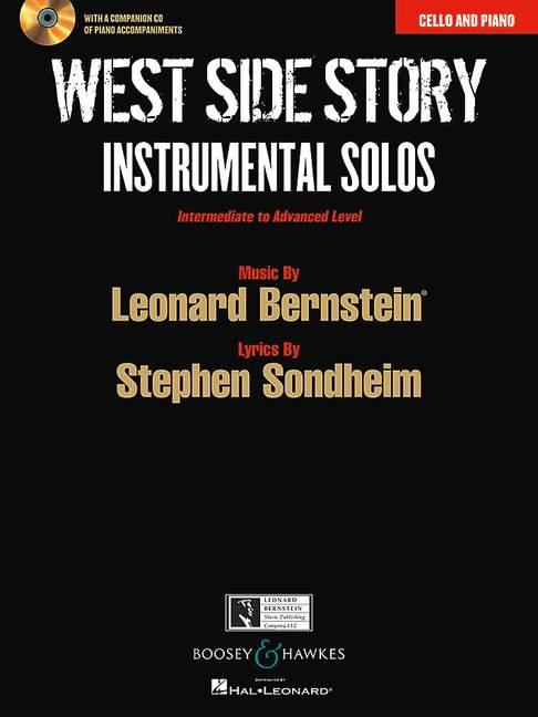 Leonard Bernstein: West Side Story: Cello: Instrumental Album