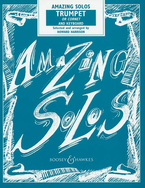 Harrison: Amazing Solos: Trumpet: Instrumental Album