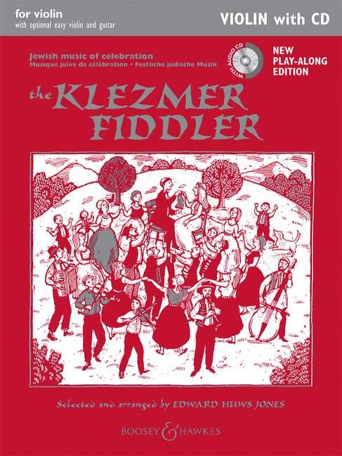 Jones: The Klezmer Fiddler - New Edition: Violin: Instrumental Album