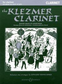 Jones: Klezmer Clarinet: Clarinet: Instrumental Album