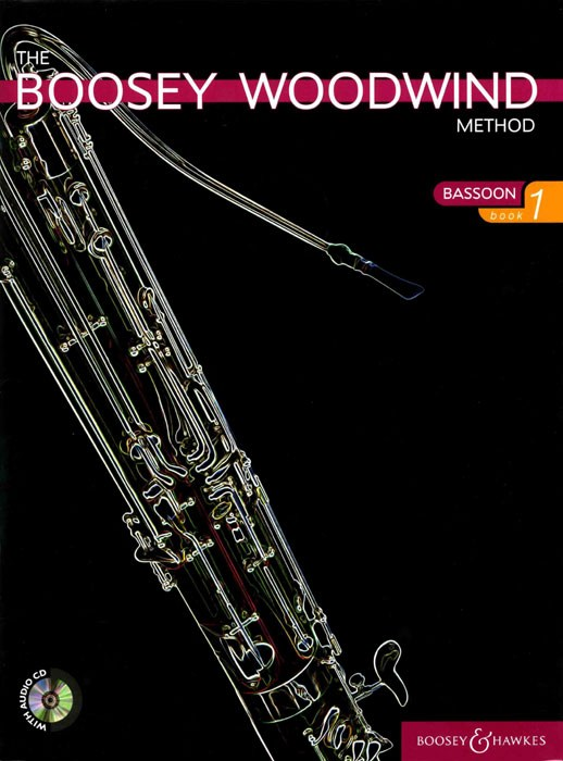Boosey Bassoon Method 1: Bassoon: Instrumental Tutor