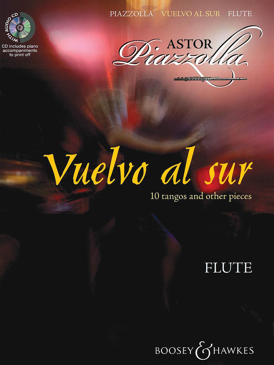 Astor Piazzolla: Vuelvo Al Sur: Flute: Instrumental Album